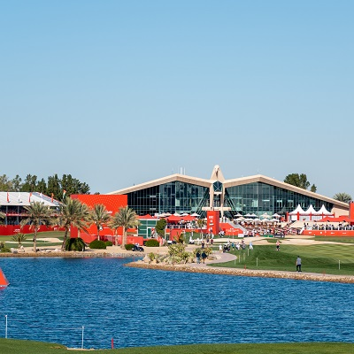 ABU DHABI GOLF CLUB PREPARES TO HOST GOLFS BIGGEST NAMES
