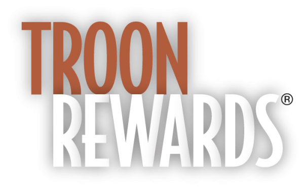 Troon Rewards graphic